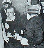 Jack Ruby skyder Lee Harvey Oswald
